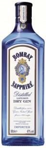 Bombay Sapphire Gin 1 Liter 47% Vol.