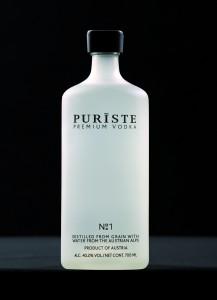 Puriste Vodka aus Österreich