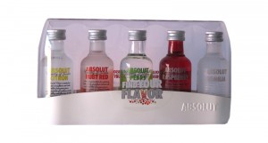 Absolut Vodka Five Neue Edition